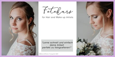 Fotokurs für Hair and Make-up Artists