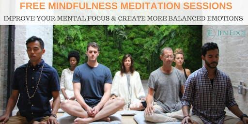Free Mindfulness Meditation Sessions