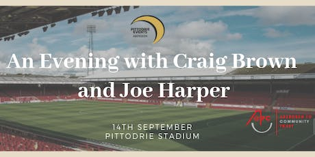 An Evening with Craig Brown and Joe Harper tickets