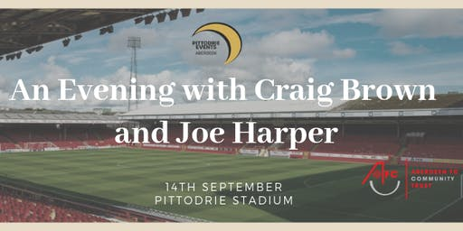 An Evening with Craig Brown and Joe Harper