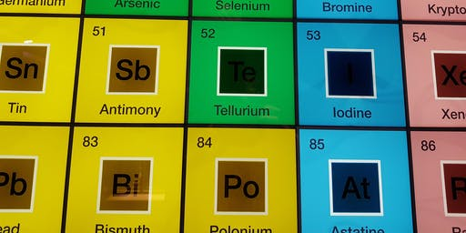 Happy sesquicentennial to the periodic table