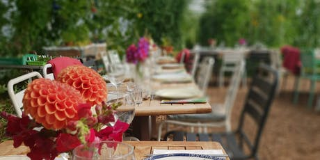 A Summer Garden Supper tickets