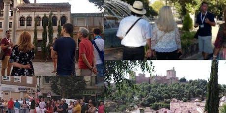 Free Tour Granada Histórica tickets