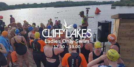 Ladies Only Swim with coffee and cake tickets