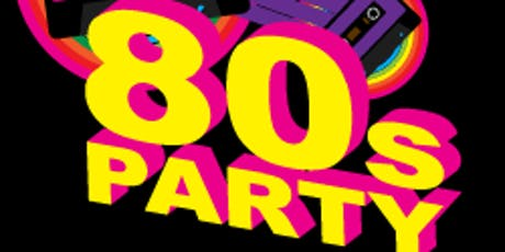 Westcott back to the 80s  tickets