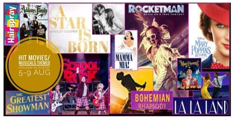 'Hit Movies & Musicals' Themed Holiday Academy tickets