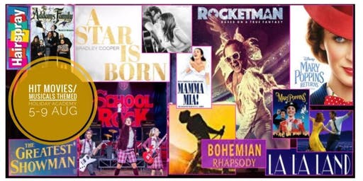 'Hit Movies & Musicals' Themed Holiday Academy