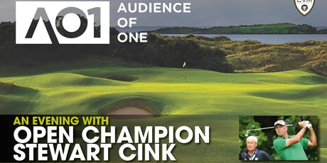 Audience of One: An Evening with 2009 Open Champion Stewart Cink tickets