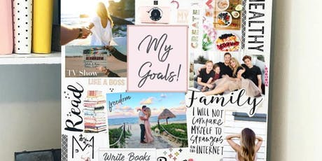 An introduction to Vision Boards tickets
