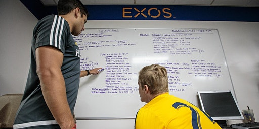 EXOS Performance Phase 1 & 2 Mentorship - BERLIN (Germany)
