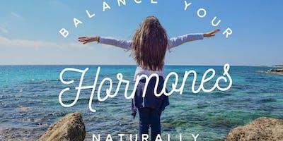 Balancing Your Hormones Naturally