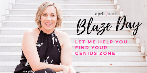 Blaze Day | Personal Growth Workshop