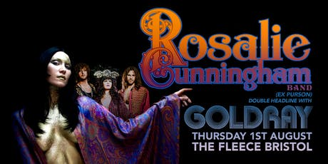 Rosalie Cunningham Band / Goldray double header tickets