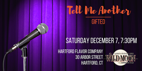 Tell Me Another: Gifted tickets