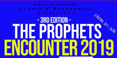 The Prophets Encounter 2019, Catch The Fire (Part 2) (3rd edition)