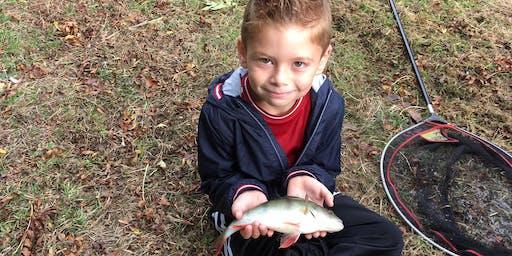 Free Let's Fish!  Milton Keynes - Learn to Fish Sessions - Milton Keynes AA