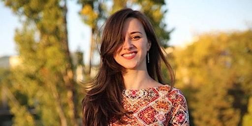Lachyoga met Diana Mogosanu