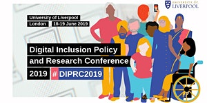 DIPRC2019: Digital Inclusion Policy and Research...