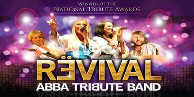 ABBA Revival - Number 1 National Tribute Award Winners