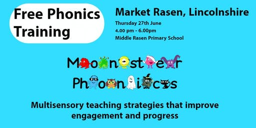 MARKET RASEN PHONICS TRAINING