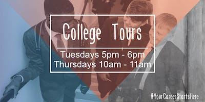 UTC Warrington - College Tours
