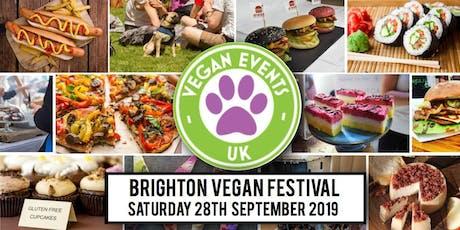 Brighton Vegan Festival tickets