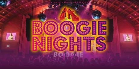 Boogie Nights in Waalwijk (Noord-Brabant) 09-11-2019 tickets
