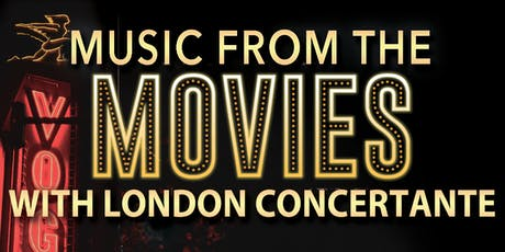 Music from the Movies tickets