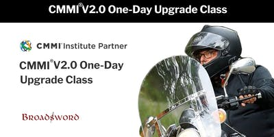 CMMI V2.0 One-Day Upgrade Training - DC Area