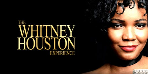 The Whitney Houston Experience – Starring Nya King