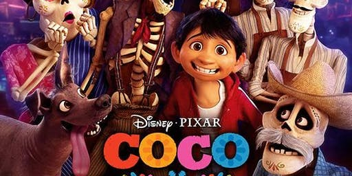 Coseley Community Cinema - Coco