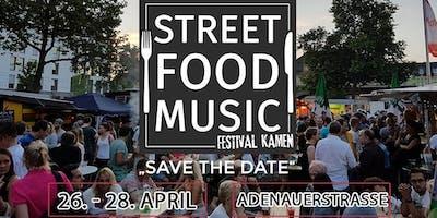 1. Street Food & Music Festival Kamen