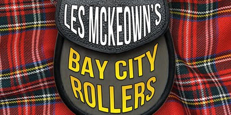 Les McKeown's Bay City Rollers tickets