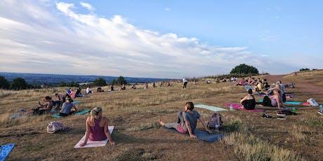 Evening Outdoor Yoga Walton Hill 2019 tickets