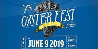 7th Annual Oyster Fest Niagara