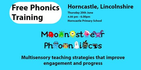 HORNCASTLE PHONICS TRAINING tickets