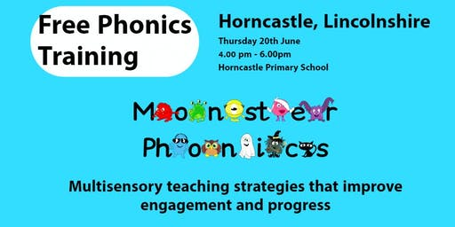 HORNCASTLE PHONICS TRAINING