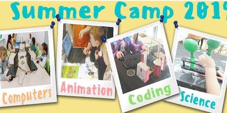 IT Kidz Summer Camp Caherconlish tickets