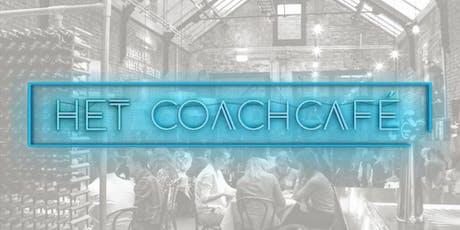 Coachcafe Erasmus Universiteit Rotterdam | 21-11-2019|  tickets