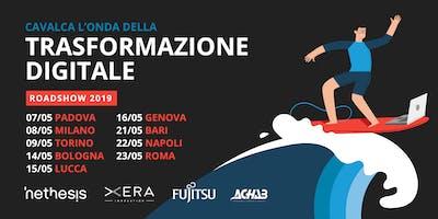 Genova - Roadshow Trasformazione Digitale