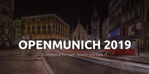 OpenMunich 2019