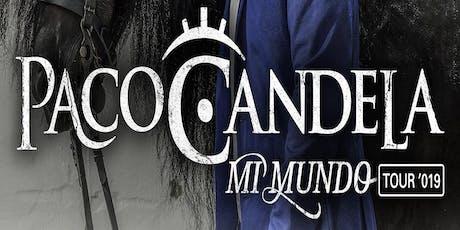"""Paco Candela """"Mi Mundo"""" en Andújar, Jaén tickets"""