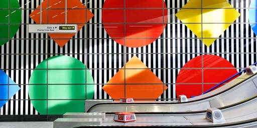 Harbinder Singh Birdi on Crossrail and Public Art