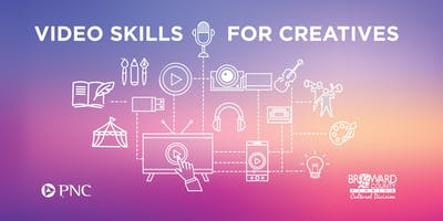 Video Skills for Creatives - Streaming from the Studio