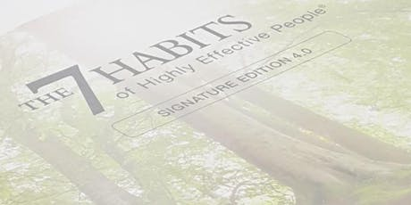 The 7 Habits of Highly Effective People Signature 4.0 (Education) tickets