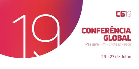 Conferência Global 2019  ingressos
