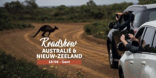 Roadshow Australië & Nieuw-Zeeland in Gent