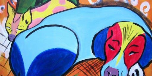 Painting & Prosecco! Birmingham, Friday 28 June