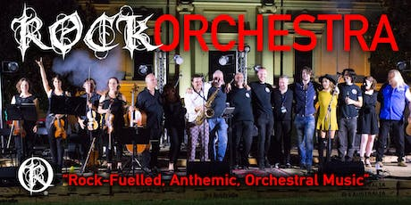 Rock Orchestra • Plant 4 tickets