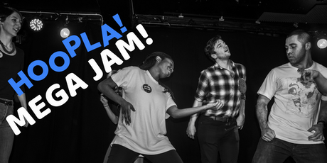 Hoopla's Mega Improv Jam!  tickets